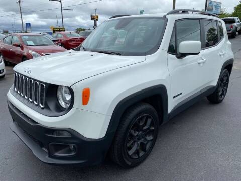 2018 Jeep Renegade for sale at Modern Automotive in Boiling Springs SC