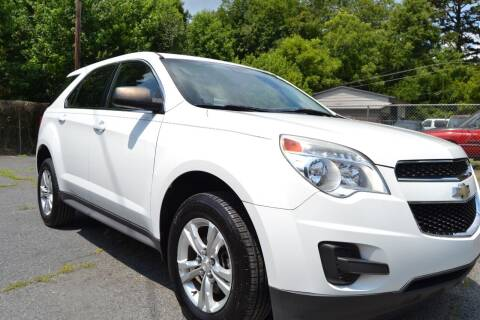 2013 Chevrolet Equinox for sale at Victory Auto Sales in Randleman NC
