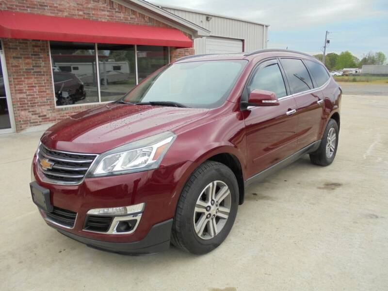 2016 Chevrolet Traverse for sale at US PAWN AND LOAN in Austin AR