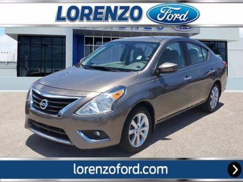 2016 Nissan Versa for sale at Lorenzo Ford in Homestead FL