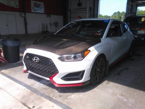 2020 Hyundai Veloster N for sale at Smart Chevrolet in Madison NC