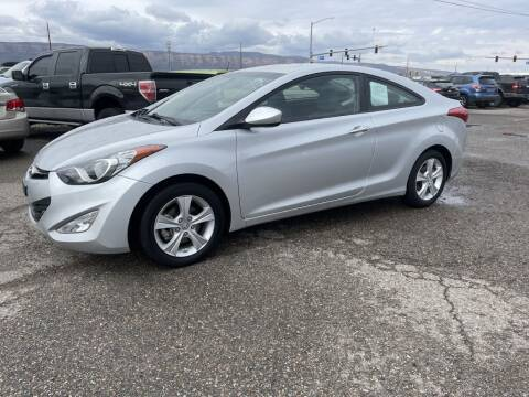 2013 Hyundai Elantra Coupe for sale at Mikes Auto Inc in Grand Junction CO