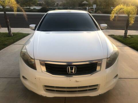 2010 Honda Accord for sale at Faith Auto Sales in Temecula CA