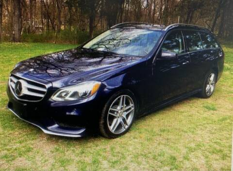 2016 Mercedes-Benz E-Class for sale at Euro Motors of Stratford in Stratford CT