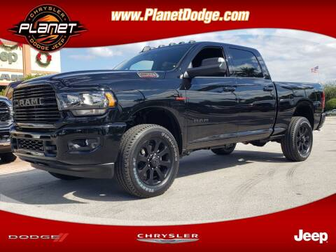 2019 RAM Ram Pickup 2500 for sale at PLANET DODGE CHRYSLER JEEP in Miami FL