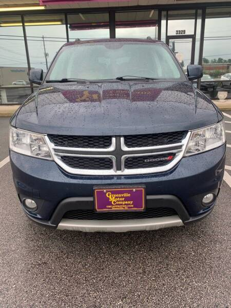 2015 Dodge Journey for sale at East Carolina Auto Exchange in Greenville NC