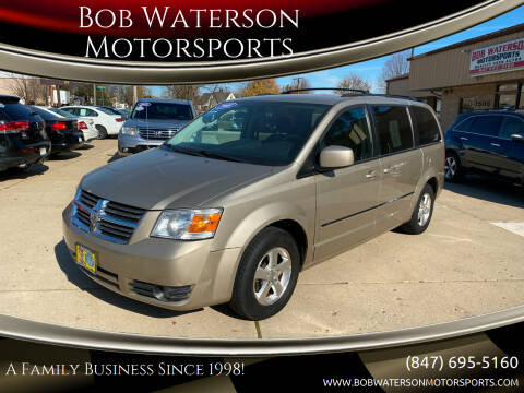 2008 Dodge Grand Caravan for sale at Bob Waterson Motorsports in South Elgin IL