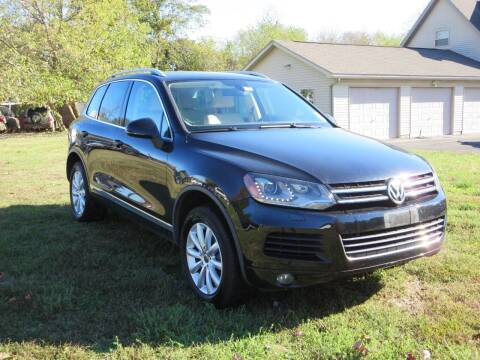 2011 Volkswagen Touareg for sale at Star Automotors in Odessa DE
