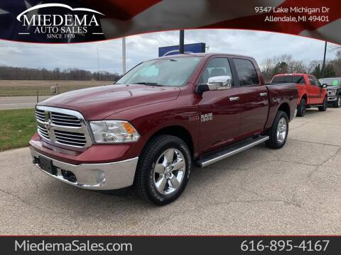 2017 RAM Ram Pickup 1500 for sale at Miedema Auto Sales in Allendale MI