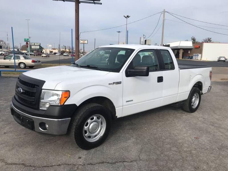 2014 Ford F-150 for sale at Superior Used Cars LLC in Claremore OK