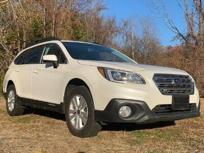 2017 Subaru Outback for sale at Worthington Air Automotive Inc in Williamsburg MA