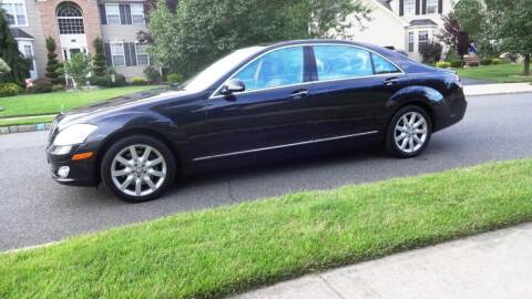 2008 Mercedes-Benz S-Class for sale at Bricktown Motors in Brick NJ