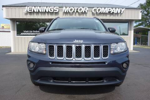 2014 Jeep Compass for sale at Jennings Motor Company in West Columbia SC