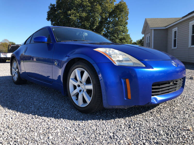 2005 Nissan 350Z for sale at Curtis Wright Motors in Maryville TN