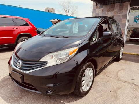 2014 Nissan Versa Note for sale at Daniel Auto Sales inc in Clinton Township MI