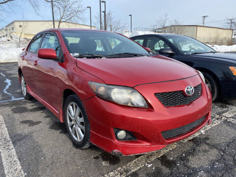 2010 Toyota Corolla for sale at JerseyMotorsInc.com in Teterboro NJ