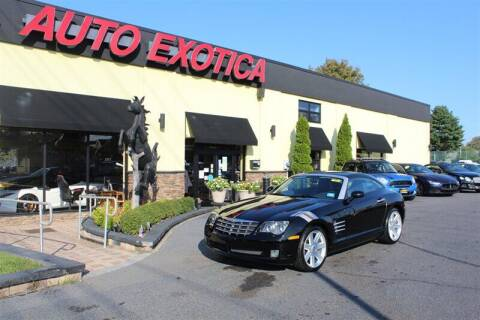2004 Chrysler Crossfire for sale at Auto Exotica in Red Bank NJ