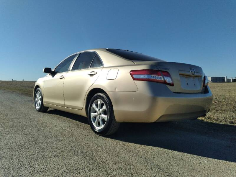 2011 Toyota Camry for sale at South Point Auto Sales in Buda TX