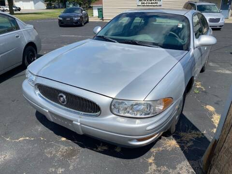 2000 Buick LeSabre for sale at MARK CRIST MOTORSPORTS in Angola IN