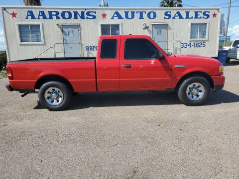 2009 Ford Ranger for sale at Aaron's Auto Sales in Corpus Christi TX