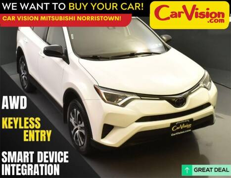 2018 Toyota RAV4 for sale at Car Vision Mitsubishi Norristown in Norristown PA