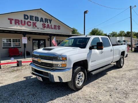 2017 Chevrolet Silverado 2500HD for sale at DEBARY TRUCK SALES in Sanford FL