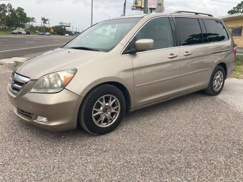2007 Honda Odyssey for sale at Low Price Auto Sales LLC in Palm Harbor FL