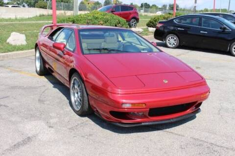 2000 Lotus Esprit for sale at Peninsula Motor Vehicle Group in Oakville Ontario NY