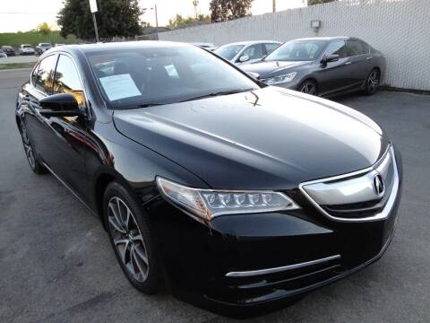 2015 Acura TLX for sale at AutoPlus of San Diego in Spring Valley CA
