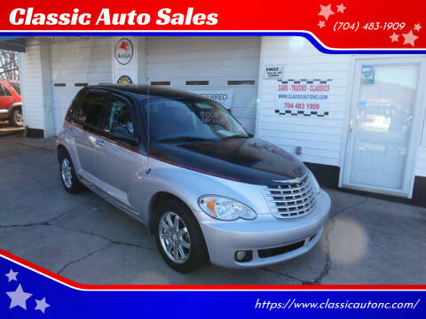 2010 Chrysler PT Cruiser for sale at Classic Auto Sales in Maiden NC