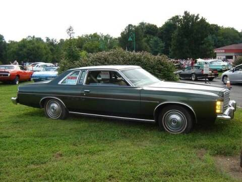 1975 Ford LTD for sale at Classic Car Deals in Cadillac MI
