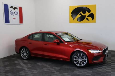 2019 Volvo S60 for sale at Carousel Auto Group in Iowa City IA