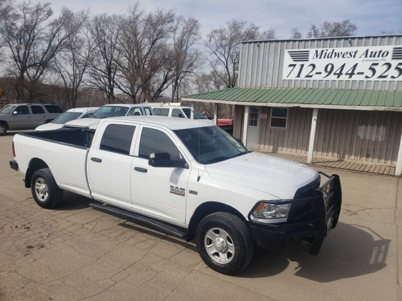 2015 RAM Ram Pickup 3500 for sale at Midwest Auto of Siouxland, INC in Lawton IA
