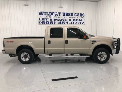 2008 Ford F-250 Super Duty for sale at Wildcat Used Cars in Somerset KY