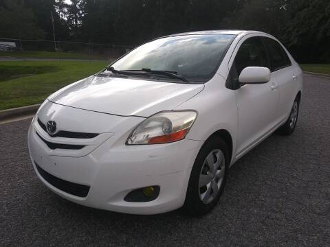 2007 Toyota Yaris for sale at Final Auto in Alpharetta GA