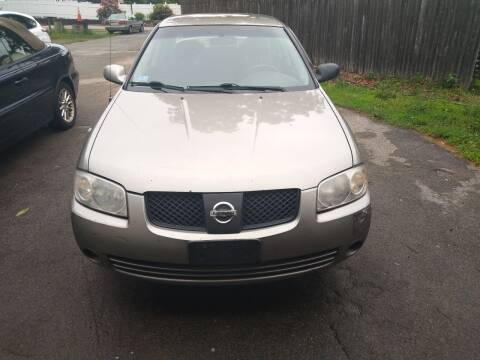 2006 Nissan Sentra for sale at Maple Street Auto Sales in Bellingham MA