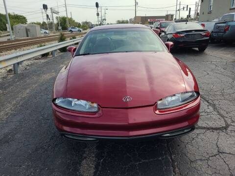 1995 Oldsmobile Aurora for sale at Discovery Auto Sales in New Lenox IL