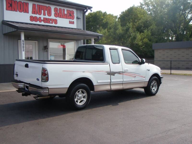 1997 Ford F-150 for sale at ENON AUTO SALES in Enon OH