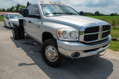 2007 Dodge Ram Pickup 3500 for sale at Fruendly Auto Source in Moscow Mills MO
