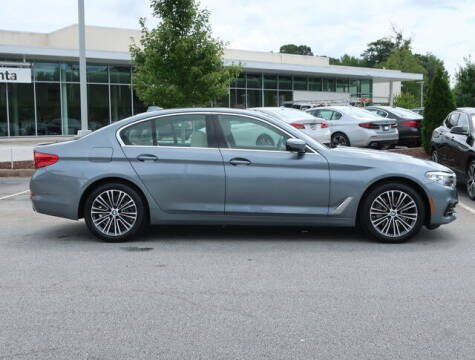 2020 BMW 5 Series for sale at Southern Auto Solutions - BMW of South Atlanta in Marietta GA