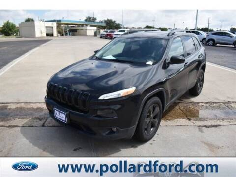 2017 Jeep Cherokee for sale at South Plains Autoplex by RANDY BUCHANAN in Lubbock TX