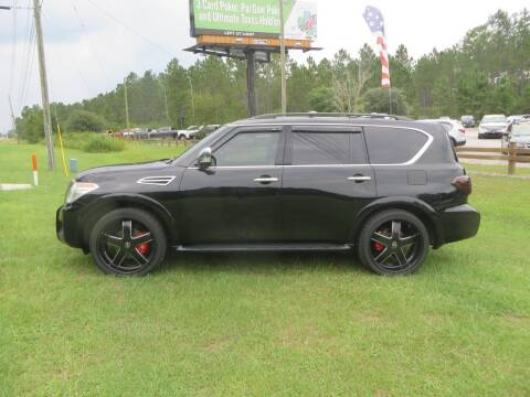 2017 Nissan Armada for sale at Ward's Motorsports in Pensacola FL