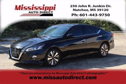 2019 Nissan Altima for sale at Auto Group South - Mississippi Auto Direct in Natchez MS