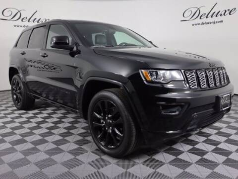 2018 Jeep Grand Cherokee for sale at DeluxeNJ.com in Linden NJ