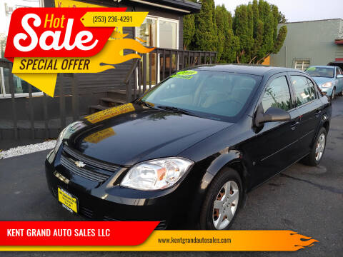 2008 Chevrolet Cobalt for sale at KENT GRAND AUTO SALES LLC in Kent WA