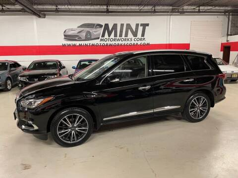2018 Infiniti QX60 for sale at MINT MOTORWORKS in Addison IL