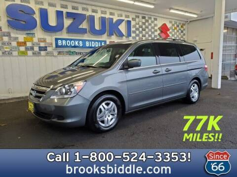 2007 Honda Odyssey for sale at BROOKS BIDDLE AUTOMOTIVE in Bothell WA