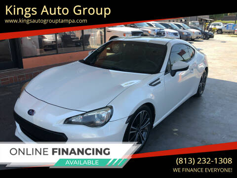 2014 Subaru BRZ for sale at Kings Auto Group in Tampa FL