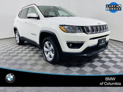2020 Jeep Compass for sale at Preowned of Columbia in Columbia MO