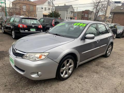 2009 Subaru Impreza for sale at Barnes Auto Group in Chicago IL